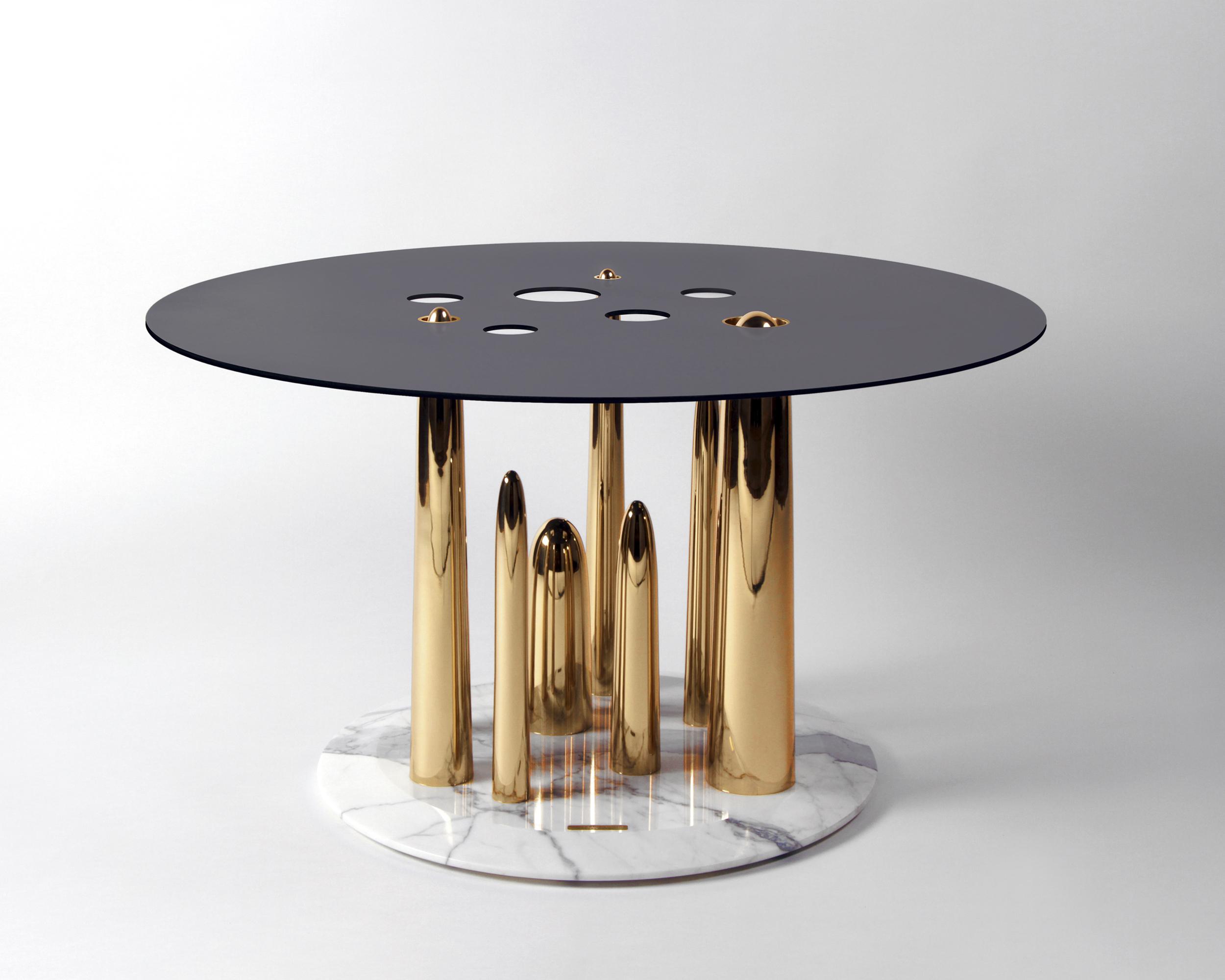 GloryHoles-Table-Richard-Yasmine-Design-Savannah-Bay-Gallery