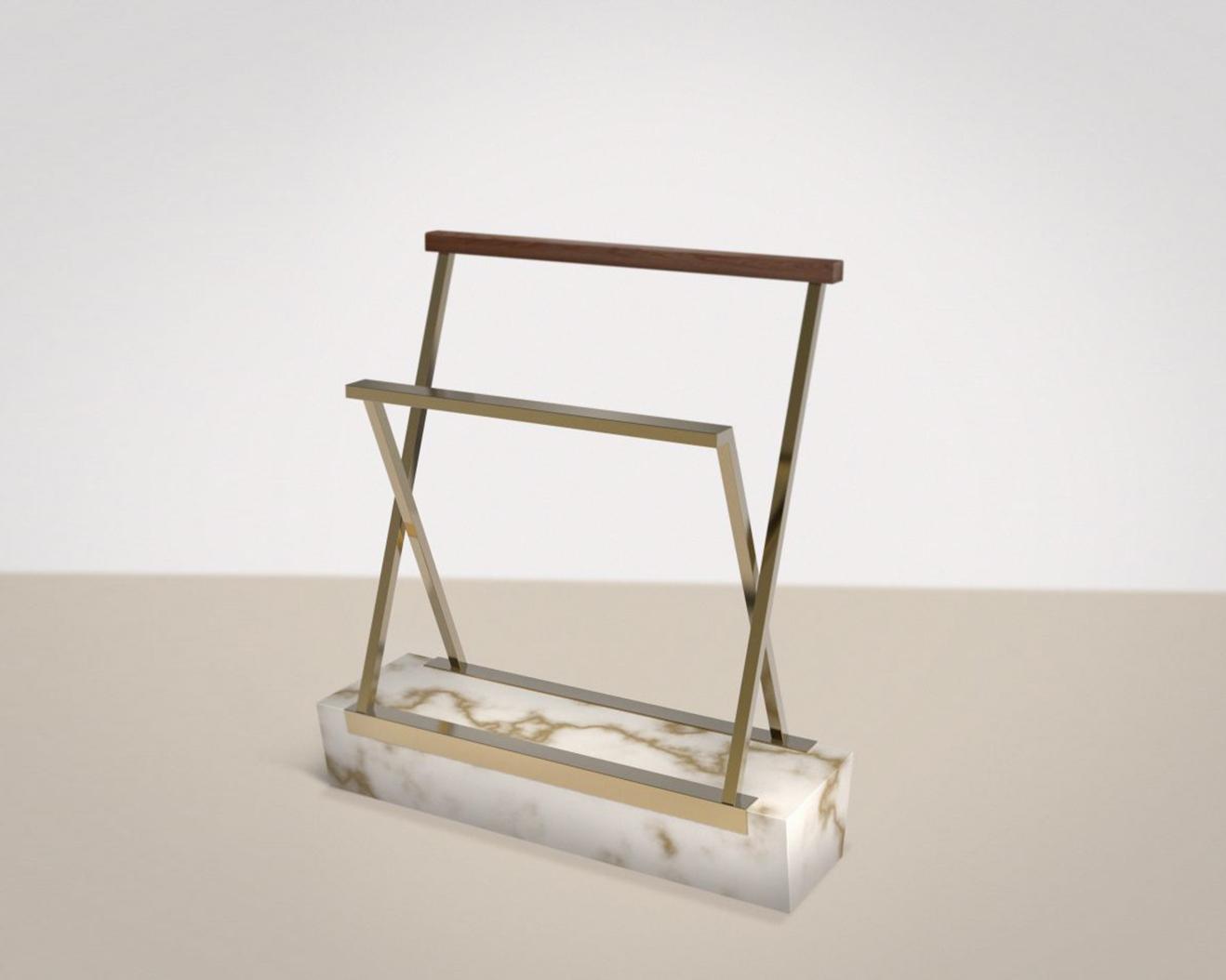 Porte-serviettes-PONTOS-Hormé-SavannahBay-design